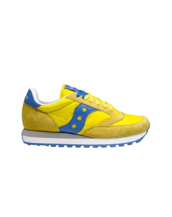 saucony-m-2044-jazz-o-Yellow/blue