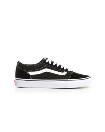 vans-m-ward-suede-canvas-Black/white